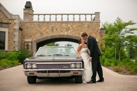golf traverse city weddings